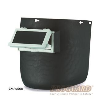 Mặt nạ hàn CM -WS68 kết hợp mũ bảo hộ MNH-PG-06