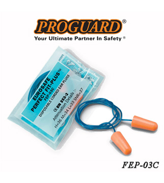 Nút tai chống ồn FEP-03C NTC-PG-02