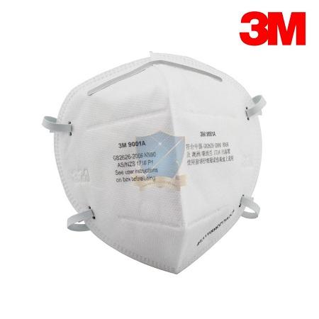 Khẩu trang giấy 3M N95 9001a KTG-3M-04
