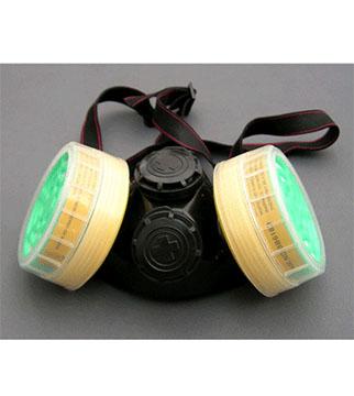 Mặt nạ phòng độc 2 phin bảo bình MNP-BB-02