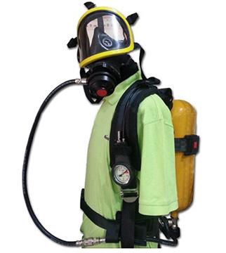Mặt nạ phòng độc có bình thở oxy  MNT-VN-01