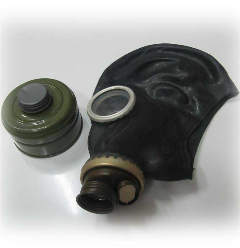 Mặt nạ phòng độc Nga không vòi MNT-RS-01