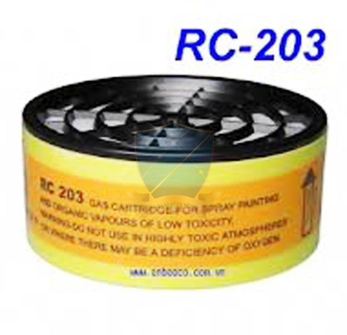 Phin lọc vô cơ Đài loan RC203 PLH-DL-01