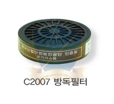 Phin lọc độc Hàn Quốc C-2007 PLH-KR-02