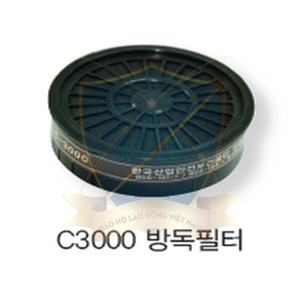 Phin lọc độc Hàn Quốc C-3000 PLH-KR-01