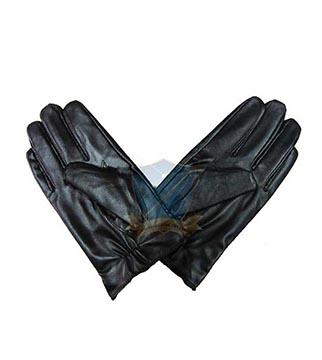 Găng tay chống lạnh (găng xe máy da đen) GTD-VN-07
