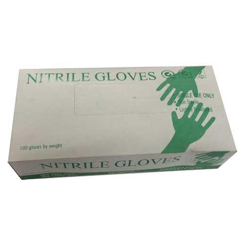 Găng tay cao su y tế Nitrile phủ đầu ngón GCS-VN-19