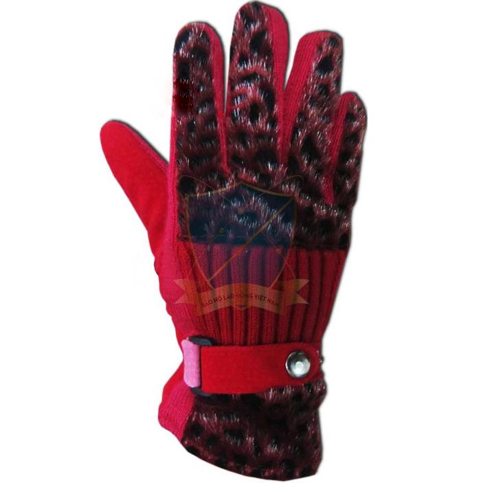 Găng tay chống lạnh sợi len Việt Nam & Đài Loan GCL-VN-01