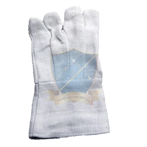 Găng tay chịu nhiệt Amiang ngắn  GTCN-VN-02