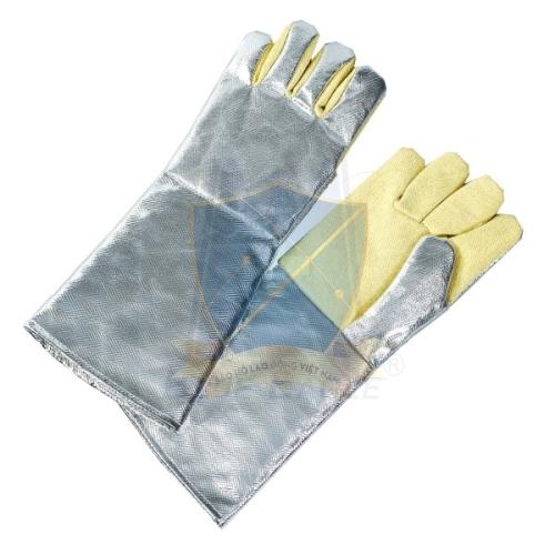 Găng tay chịu nhiệt Blue Eagle Đài Loan loại dài GTCN-VN-03