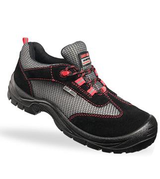 Giày da bảo hộ jogger Falcon S1P GDBH-CN-24