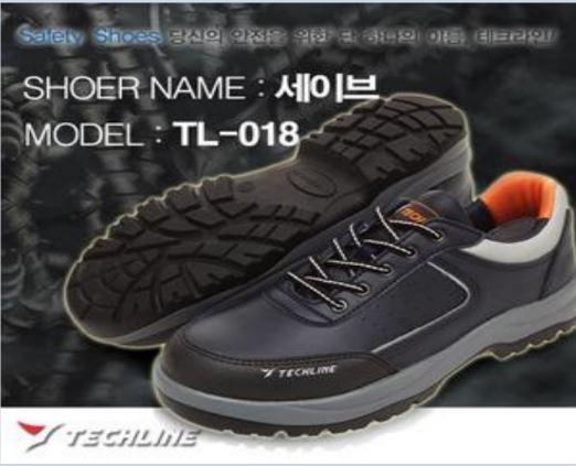 Giầy bảo hộ Hàn Quốc TECHLINE TL-018