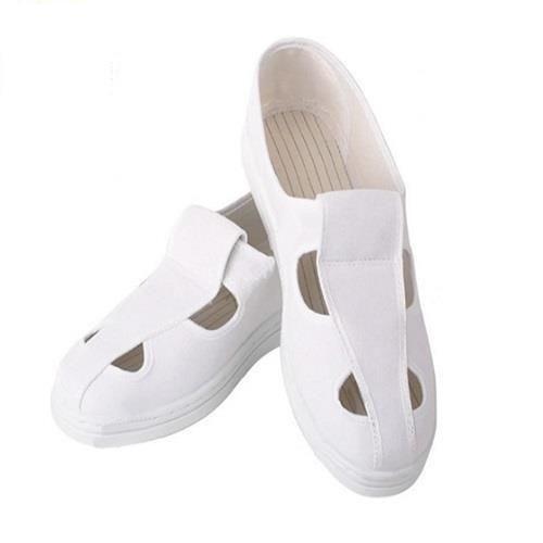 Giày chống tĩnh điện Linkworld PVC 4 lỗ DS008357