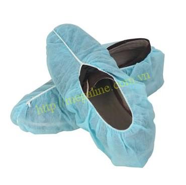 Bao bọc giày phòng sạch vải không dệt DS008360